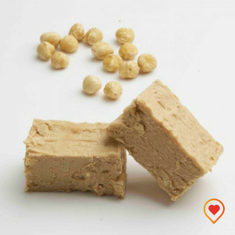 A soft creamy preparation made of sugar, butter ,milk Chocolate and Hazelnut -  foodwalas.com