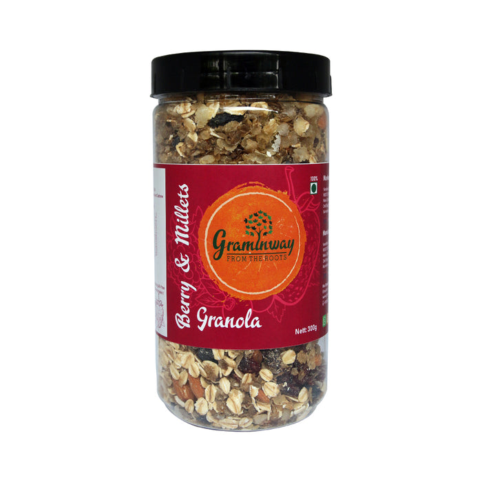 Berry & Millets Granola
