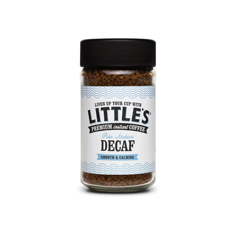 Infused Instant Decaffeinated Coffee