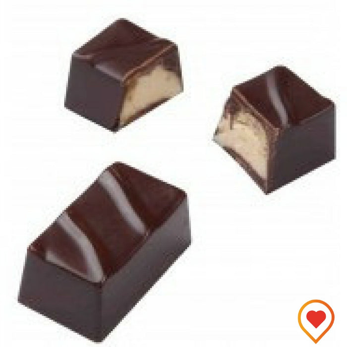 Rich dark Chocolate filled with soft irish flavored cream truffle - foodwalas.com