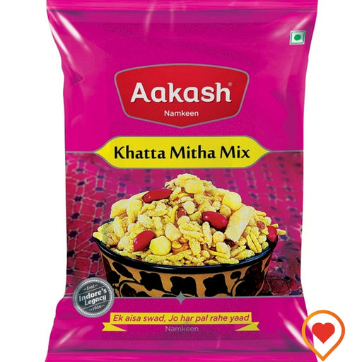 Khatta Mitha Mix by Aakash Namkeen, Indore