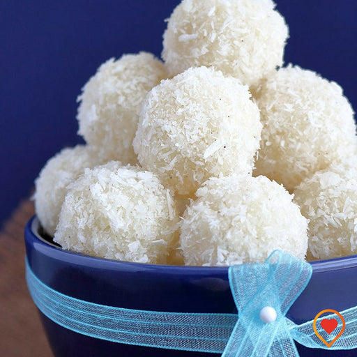 Coconut Laddoo-(20 Pcs)