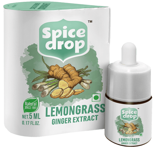 Lemongrass Ginger Extract, 5 ml