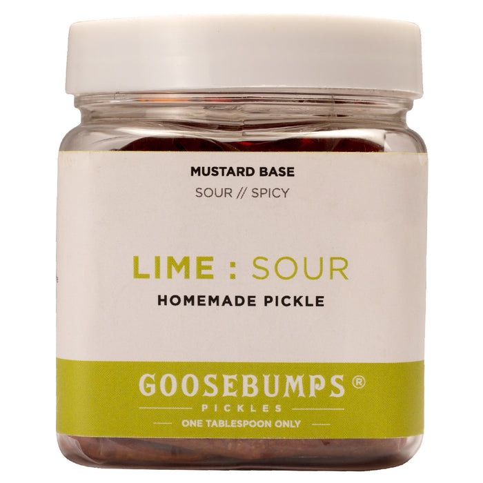 Lime Sour Pickle