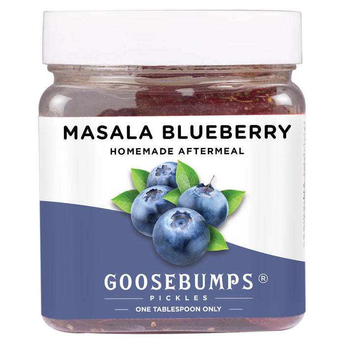 Masala Blueberry