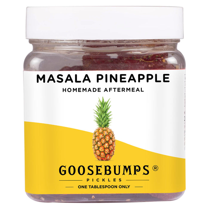 Masala Pineapple
