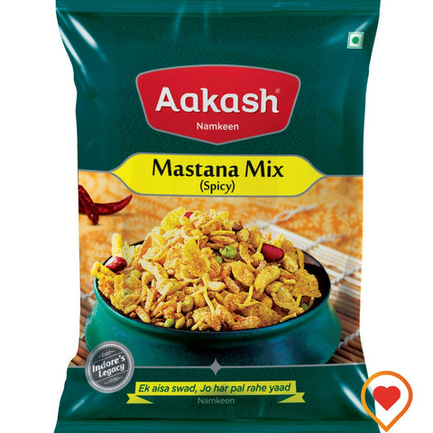 Mastana Mix by Aakash Namkeen, Indore