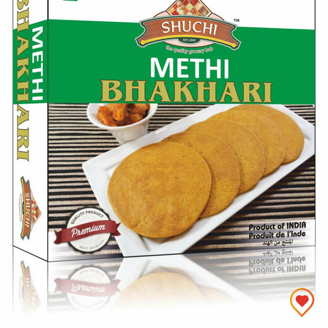 Bhakhari Methi-(200 g, Pack of 2)