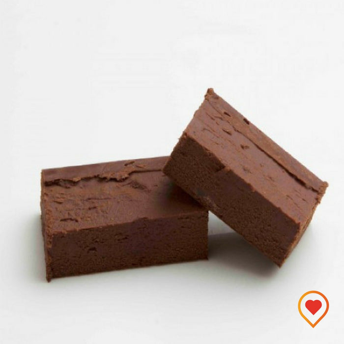 A soft creamy preparation made of sugar, butter ,milk Chocolate and with mint flavour - foodwalas.com