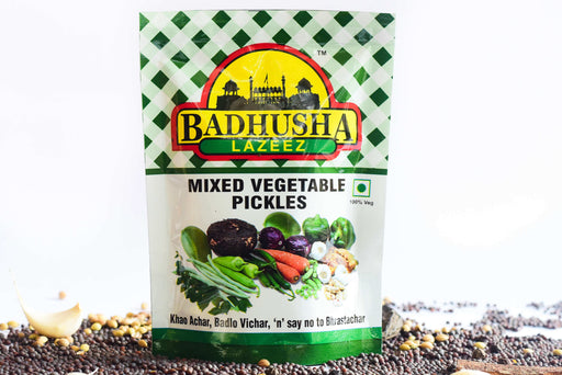 Mixed Vegetable Pickles 300g+ 50% Extra Free*