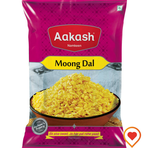 Moong dal by Aakash Namkeen, Indore