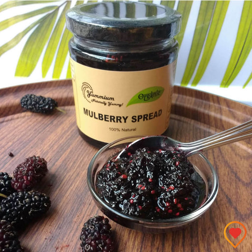 Mulberry Spread