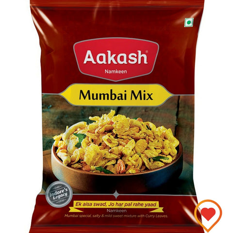 Mumbai Mix by Aakash Namkeen, Indore
