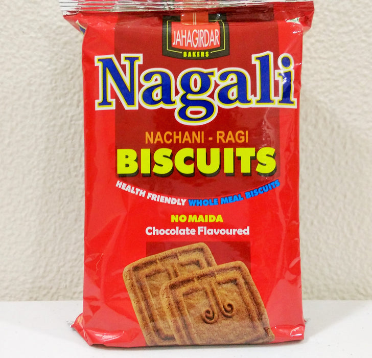 Nagali - Nachani Ragi Chocolate Flavoured Biscuits - Foodwalas.com