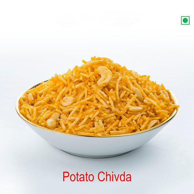 Potato Chivda