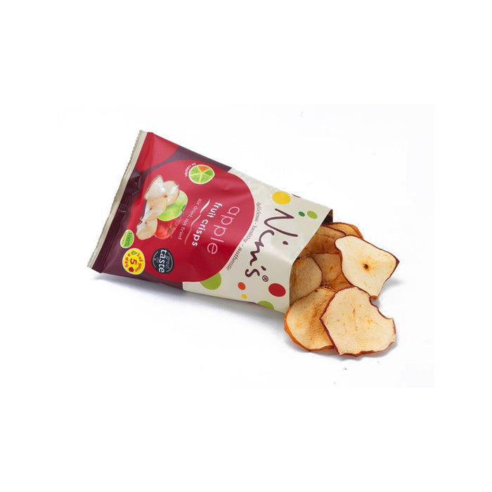 Apple Fruit Crisps-( 20 g, Pack of 3)