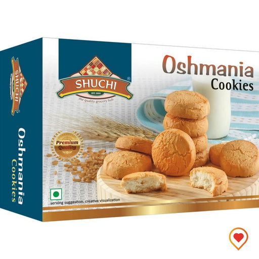 Osmania Cookies-(200 g, Pack of 2)