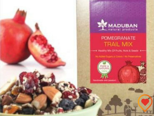 POMEGRANATE TRAIL MIX - Foodwalas.com