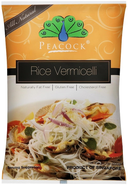 Peacock Rice Vermicelli