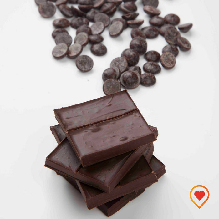 Plain Dark Chocolate - foodwalas.com