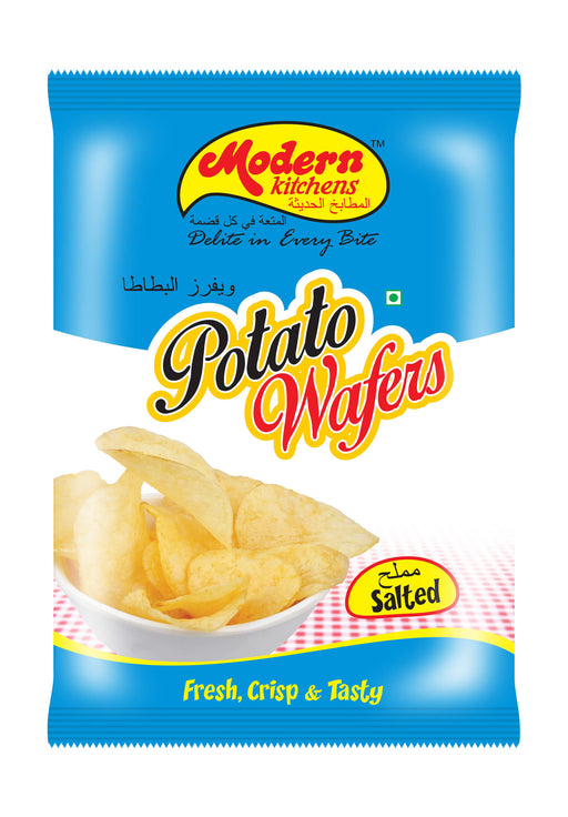 Modern Kitchens Potato Wafers Salted