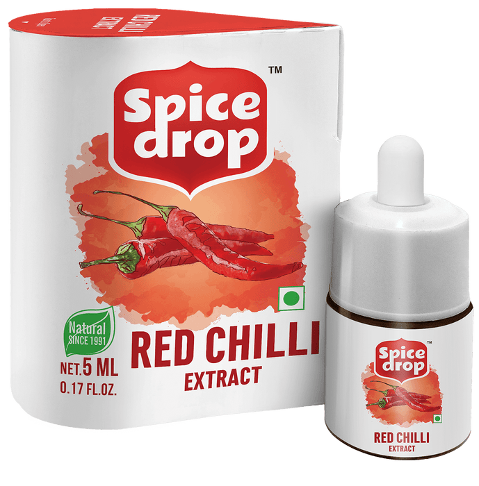 Red Chilli Extract, 5ml