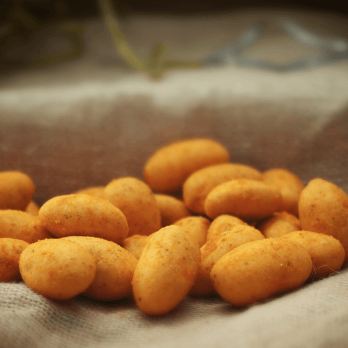 Roasted Coated Peanuts- Peri Peri