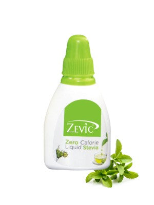 Zevic Stevia Liquid - Sugarfree (250 Servings)