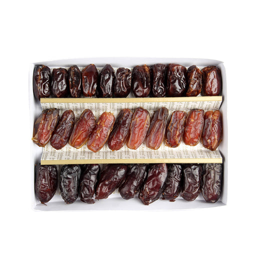 Seedless Assorted Dates from the Middle East