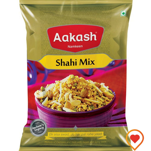 Shahi Mix by Aakash Namkeen, Indore