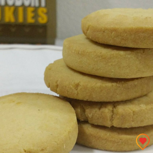 Shrewsbury Cookies (200 g, Pack of 2) By Jahagirdar Bakers - Foodwalas.com
