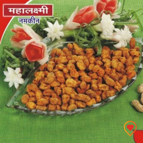 Tasty Peanuts by Mahalaxmi Sweets, Jalgaon.