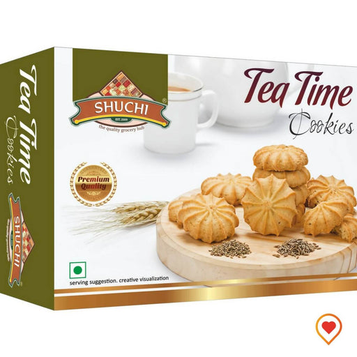 Tea Time Cookies-(200 g, Pack of 2)