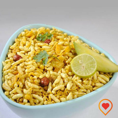 Enjoy the authentic & crispy, famous Vijaya Bhel right from Madhavjika Nasikwala, Does Not contain Onion or Garlic!