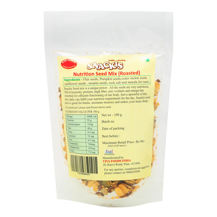 Nutrition Seed mix