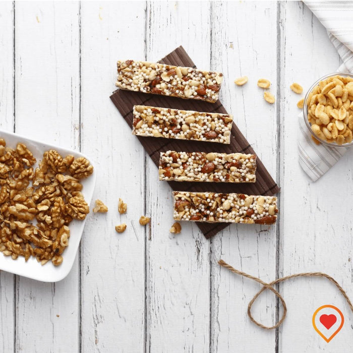 Walnut Crunch Health-Bar