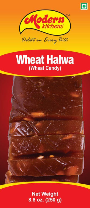 Modern Kitchens Wheat Halwa