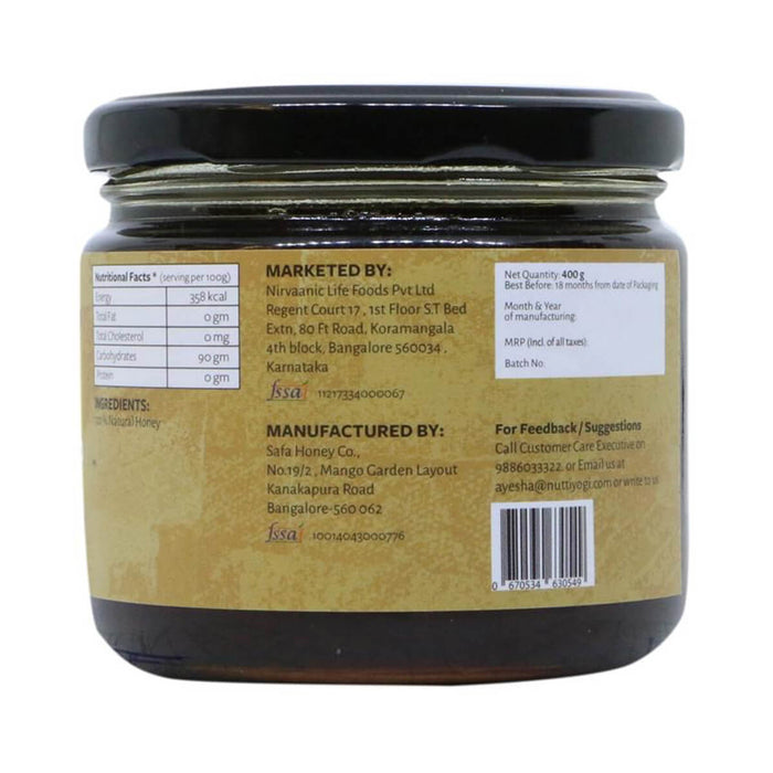 Wild Forest Raw Honey
