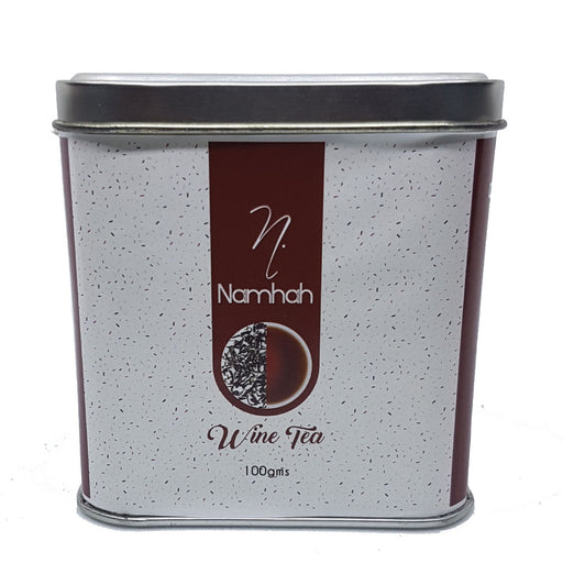 Wine Tea | Premium Tea Tin Box