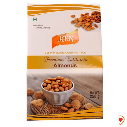 JAGS Premium California Almonds