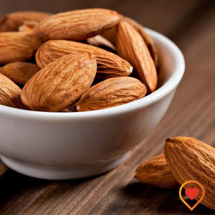 California Almonds-(Badam)