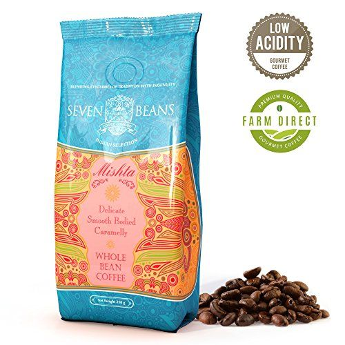 """Mishta"" Whole Beans Coffee - Medium Roast"