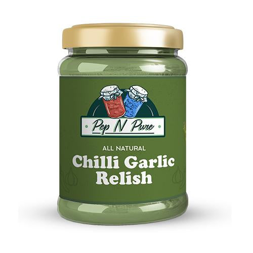 Chilli Garlic Relish