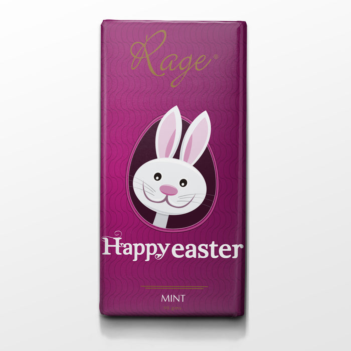 Happy Easter-Mint Chocolate Bar