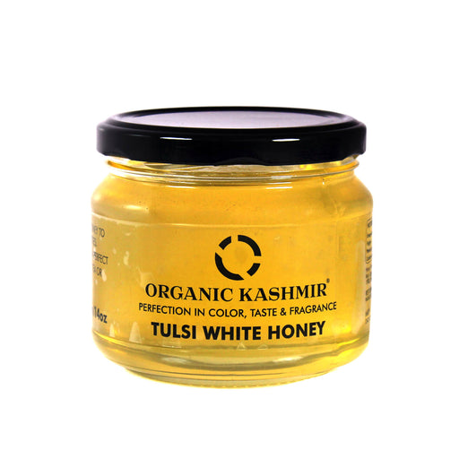 Tulsi White Honey