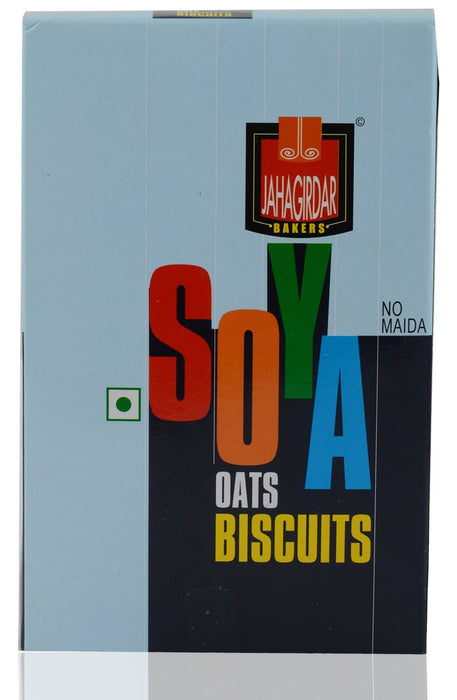Soya Oats Biscuits by Jahagirdar Bakers, Nashik - Buy Online at foodwalas.com
