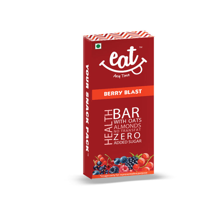 Berry Blast Bars - Pack of 6, 228g