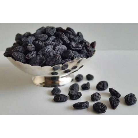 Black Raisins (Kala Manuka) Seedless by Fruit and Nut, Pune