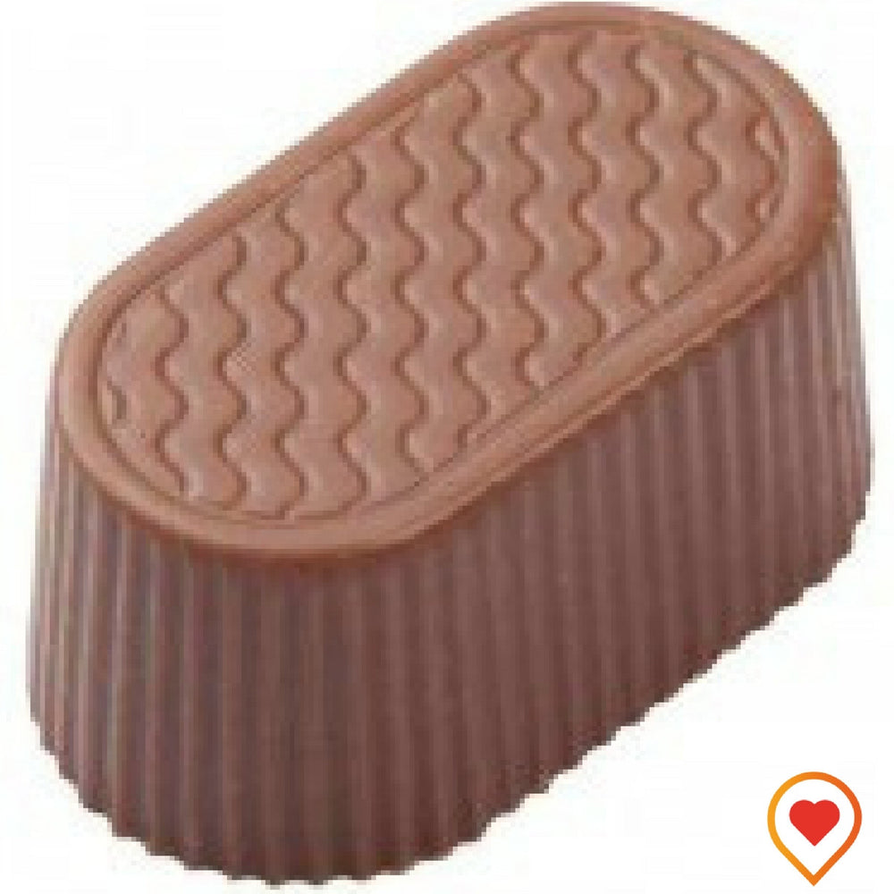 Sugarfree Milk Chocolate is a Smooth Belgian Chocolate sweetened with maltitol