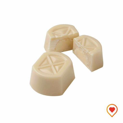Premium white Chocolate with white ganache - foodwalas.com